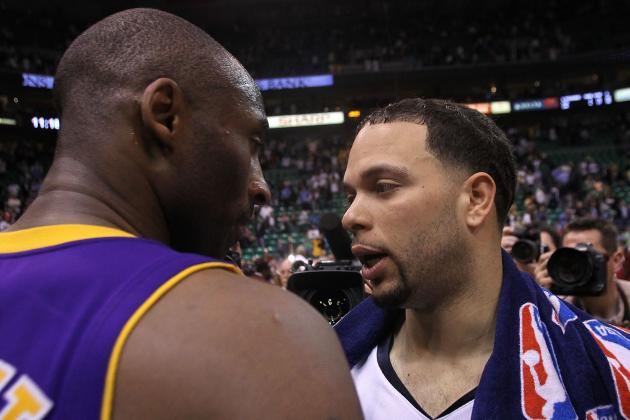 NBA Rumors: Breaking Down How L.A. Lakers Can Land Deron Williams