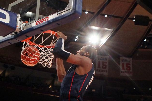 NBA Draft 2012: Why Teams Must Gamble on UConn Big Man Andre Drummond