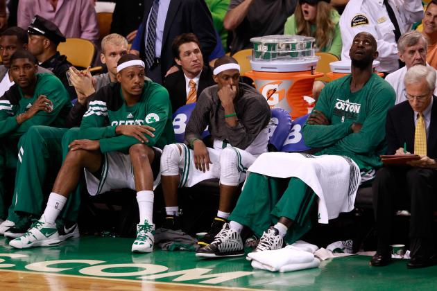Boston Celtics: 1 Ring for Big 3 Is a Major Disappointment