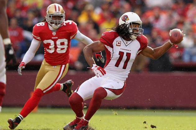 Larry Fitzgerald and the 5 Best Receivers in the NFC West