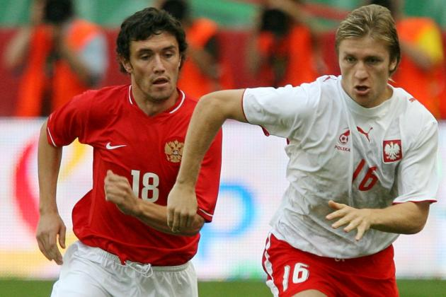 Euro 2012: Previewing a Critical Group A Fixture Between Poland and Russia