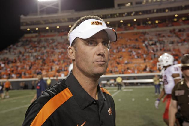 Oklahoma State Football: Cowboys Will Fall Apart in 2012 Without Former Stars