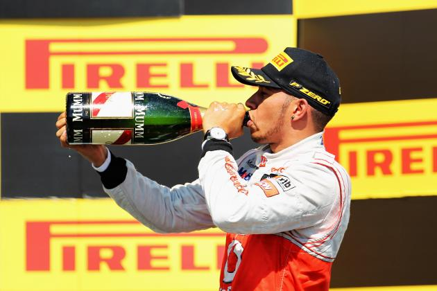 F1 2012: Lewis Hamilton Wins Canadian Grand Prix, but Again Pirelli Claims MVP