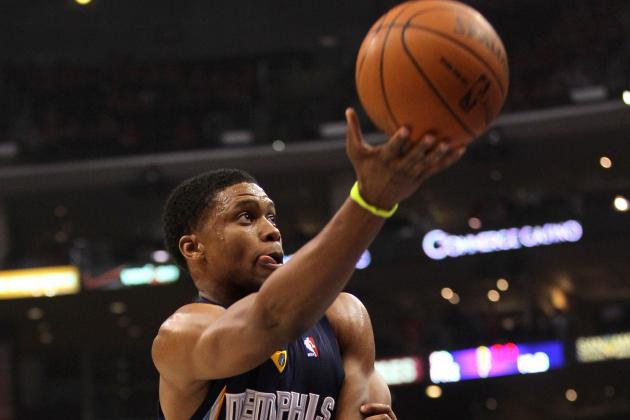 NBA Trade Rumors: Sniping Rudy Gay Talk Shows Heisley's Belief in Grizzlies Core