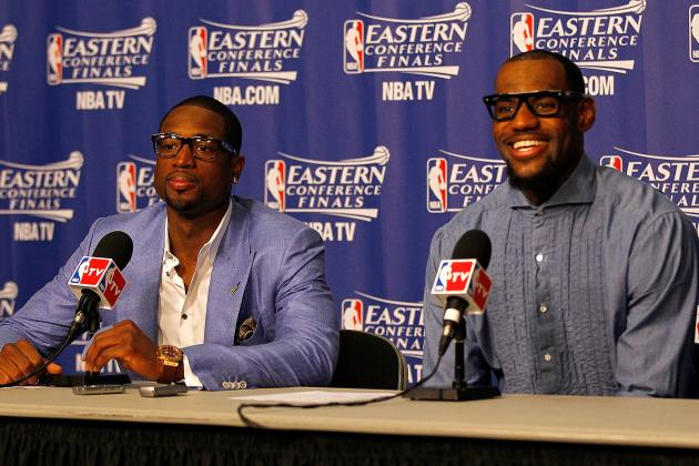 NBA Playoffs 2012: Why the Miami Heat Will Still Win Multiple Titles