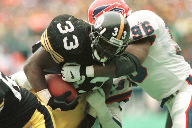 Retro Steelers: Bam Morris Blows Up Defenses, Then Career in Pittsburgh