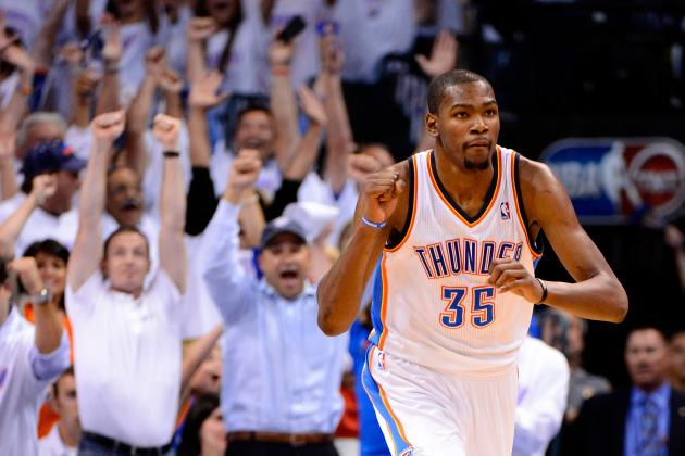 NBA Finals 2012: Thunder Will Bring First Championship to Oklahoma City