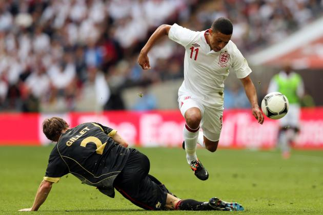 Alex Oxlade-Chamberlain Will Reportedly Start for England Against France