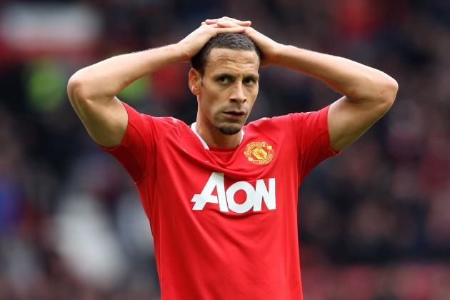 Euro 2012: Rio Ferdinand's Absence Will Hurt Injury-Ridden England Defense