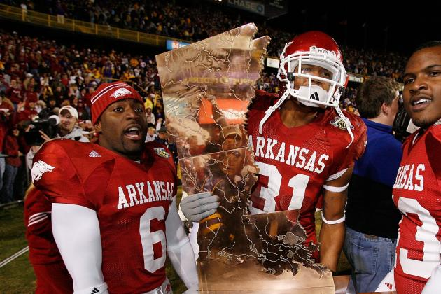 Arkansas Football Morning News Headlines