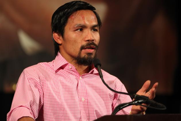 Pacquiao vs. Bradley Fight: Judges Not to Blame for Pac-Man's Loss