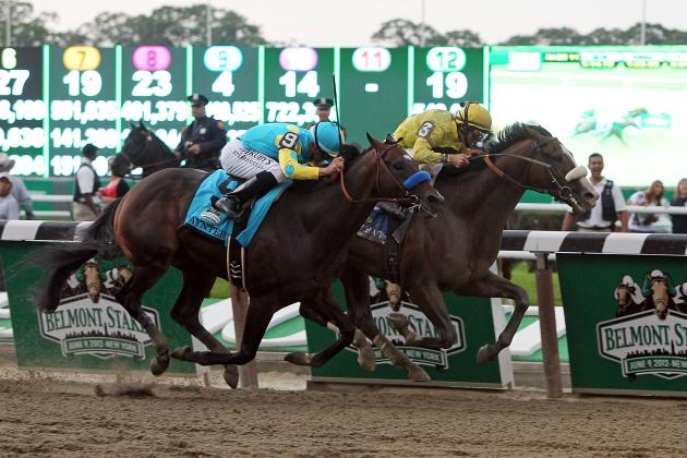 Belmont Stakes 2012: Union Rags' Finish Saves Race from Being Disappointment