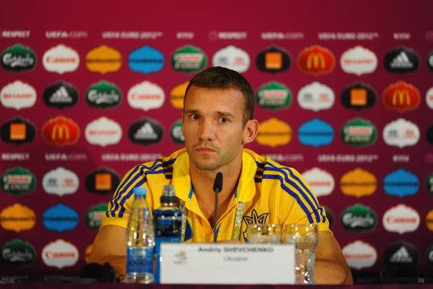 Ukraine vs. Sweden Euro 2012: Players Who Must Step Up for Ukraine to Win