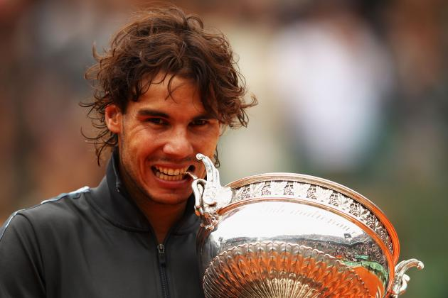 Rafael Nadal Will Reclaim Wimbledon After Record 7th French Open Win