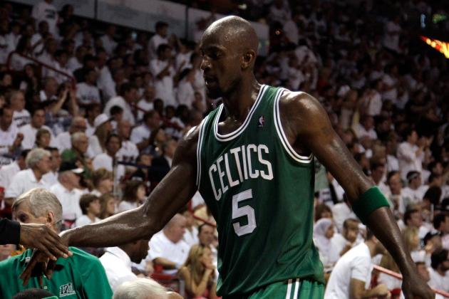 NBA Rumors: What's Next for Kevin Garnett and the Rest of the Big 3?