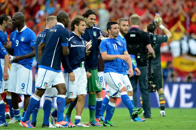 Euro 2012: Italy Will Ride Early Momentum to Victory over Croatia