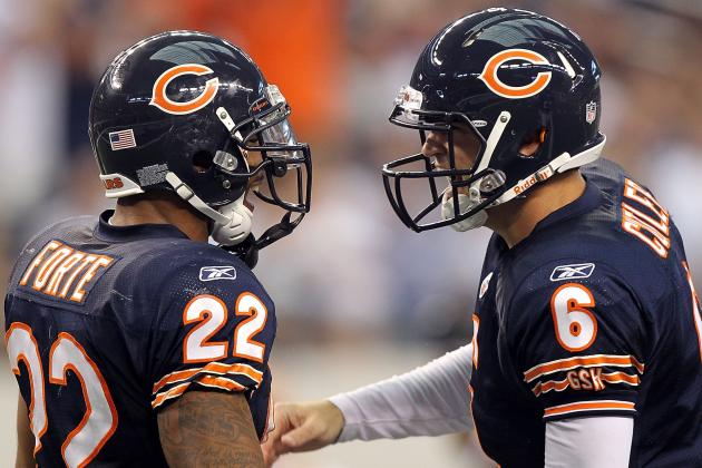 Jay Cutler's Comments Will Further Damage Bears' Relationship with Matt Forte