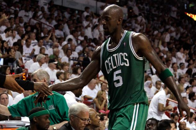 NBA Free Agency Rumors: Latest Buzz on Kevin Garnett, Ray Allen and More