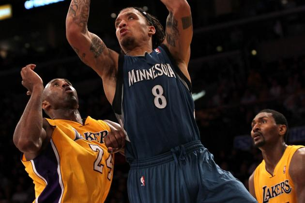 Lakers Trade Rumors: L.A. Must Roll Dice with Michael Beasley
