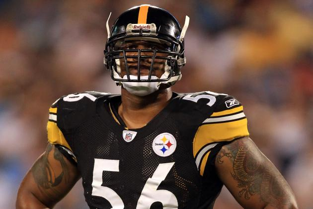 Counting Down the Top 10 Players in the AFC North: No. 6, LaMarr Woodley