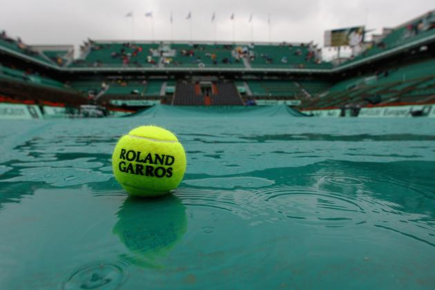 French Open 2012: How Rain Delay Benefited Nadal vs. Djokovic