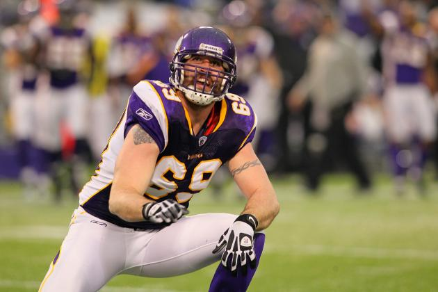 Jared Allen: Counting Down the Top 5 Players in the NFC North