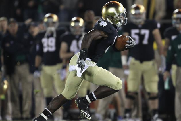 Notre Dame Football: Early Vegas Lines for Irish Are a Sign of Good Things