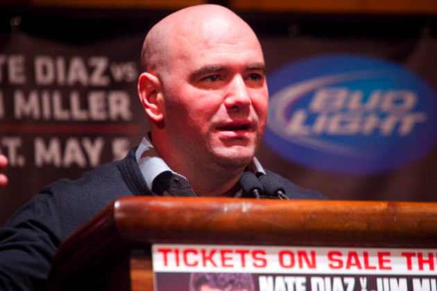 What Is Going on with the UFC? Attendance and Ratings Woes Plague MMA