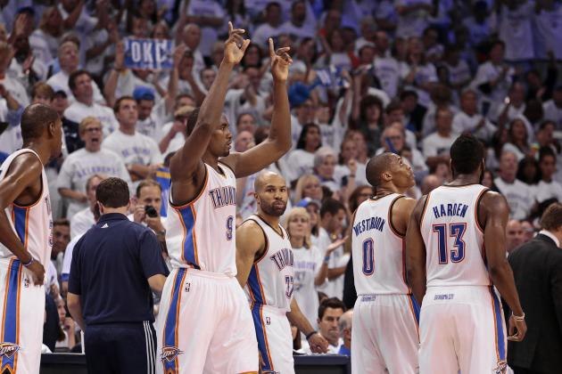 NBA Playoffs 2012: Thunder vs. Heat Finals Preview