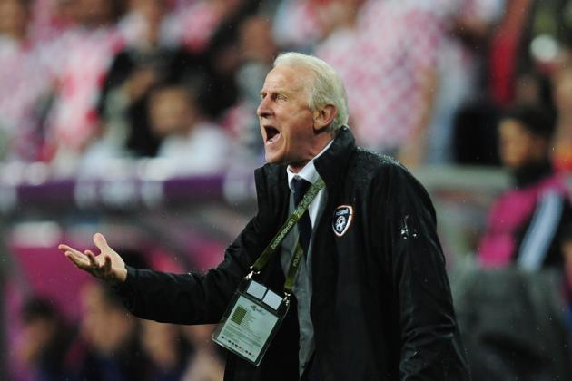 Giovanni Trapattoni's Tactics Have Taken Ireland as Far as They Can