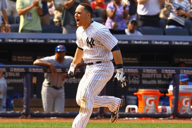 Russell Martin: New York Yankees Catcher Takes Home AL Best of the Night Award