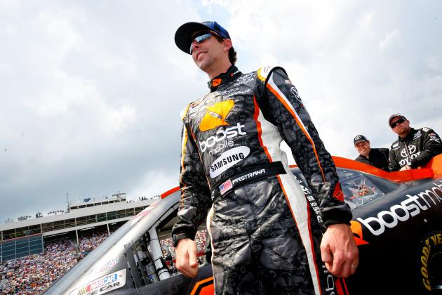 NASCAR: Travis Pastrana Making Progress in Switch to Pavement