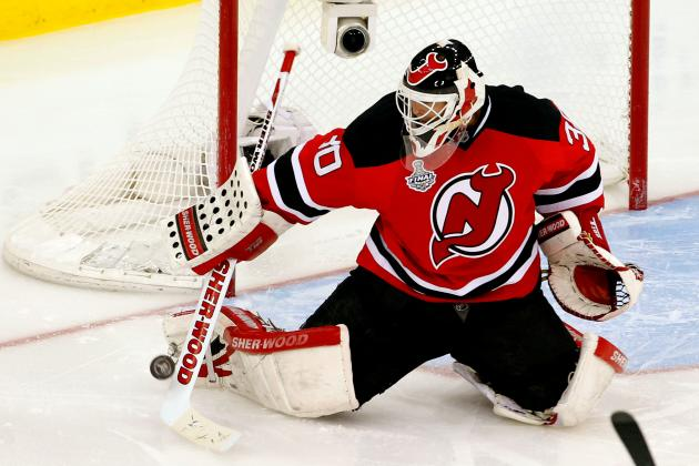 Stanley Cup Finals: Is Martin Brodeur a Legitimate Conn Smythe Contender?