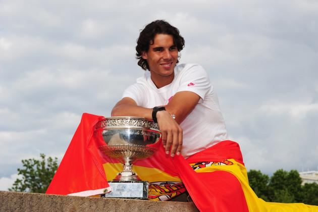 Predicting How Many French Open Titles Rafa Will Win in His Career