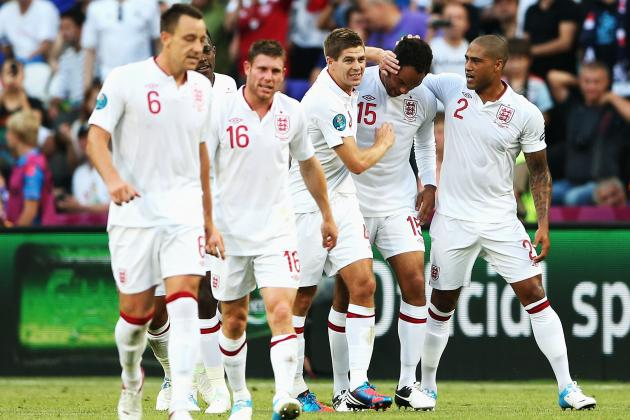 Euro 2012 Rapid Reaction: England Kick off Their Euro 2012 Campaign with a Draw
