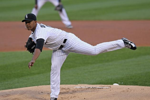 Chicago White Sox:  Jose Quintana Should Replace Philip Humber in the Rotation