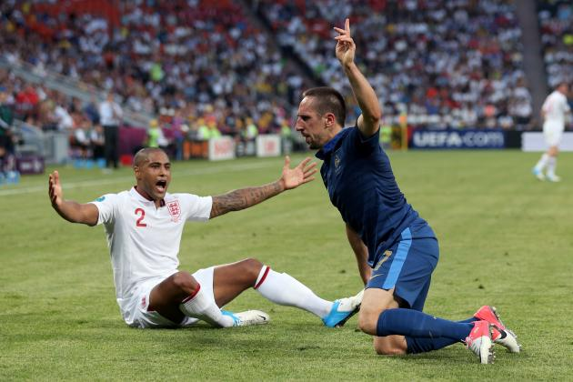 Euro 2012: Power Ranking the Contenders from Group D