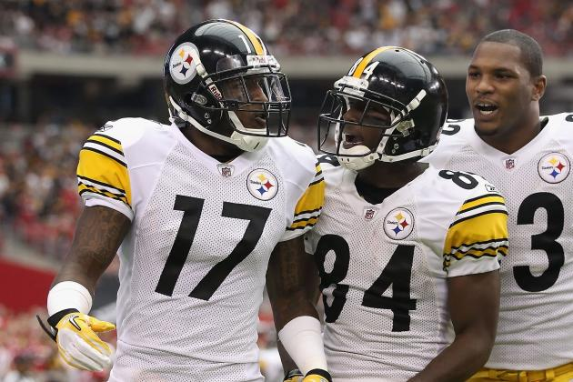 2012 AFC North: Ranking the Division's Top 5 Wide Receivers
