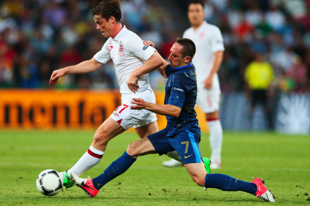 Hodgson's Resolute England a Match for French Flair in Euro 2012 Group D Opener