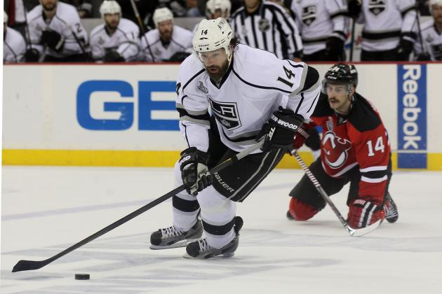 Stanley Cup Finals 2012: Justin Williams Will Be Key for Los Angeles Kings