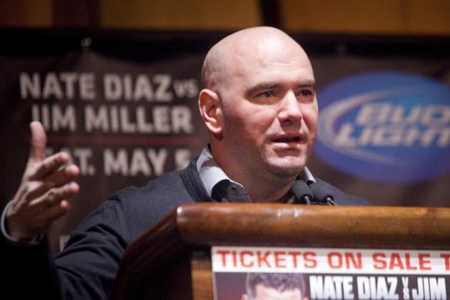 UFC's Dana White Says Fighters Need to Tone It Down, Stop Hurting Each Other