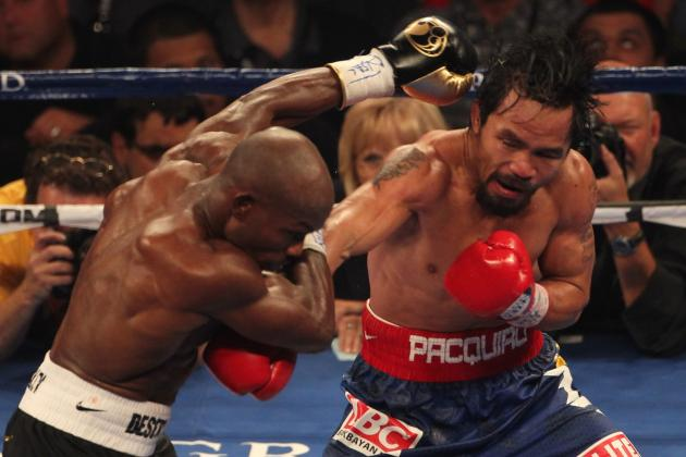 The Fix Was Not in for the Manny Pacquiao vs. Timothy Bradley Fight