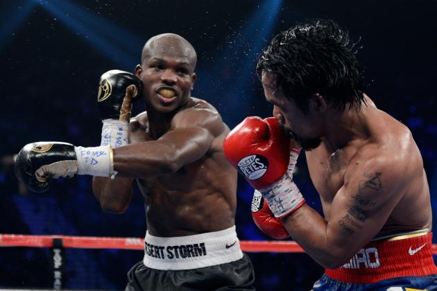 Pacquiao vs. Bradley Results: Undercard Studs That Should Be Back for Rematch
