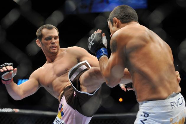 Rich Franklin Admits He's Interested in TRT, but Should He Use It?