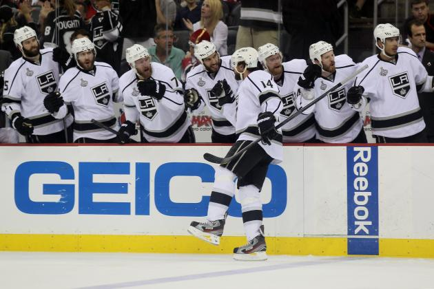 Stanley Cup Finals 2012: Have the Los Angeles Kings Run out of Gas?