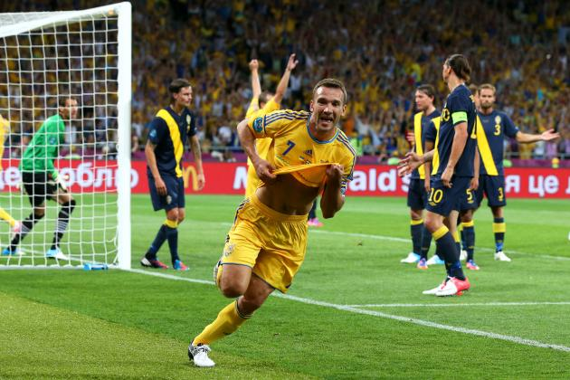 Euro 2012 Results: Most Surprising Scores from First Four Days