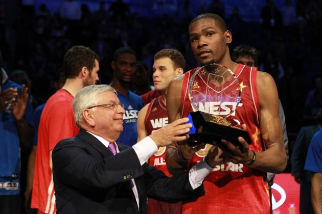 2012 NBA Finals:  Opening Up the 2012 NBA All Star Game Time Capsule