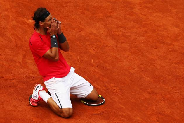 Rafael Nadal: How His French Open Win Helps Roger Federer's Legacy