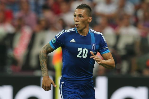 Greece vs Czech Republic: Preview, Key Players and Prediction for Tuesday's Tilt