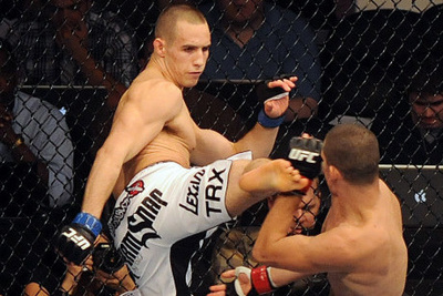 UFC 152: Rory MacDonald Wanted to Fight Carlos Condit Before BJ Penn